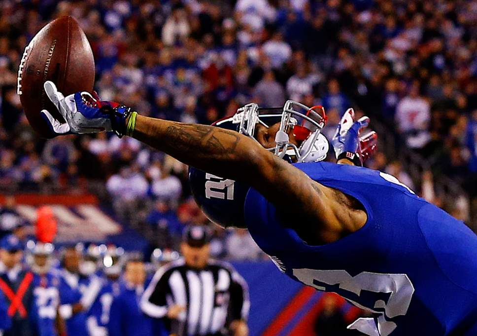 Odell Beckham Jr Best tweets and memes of amazing catch made by 968x681