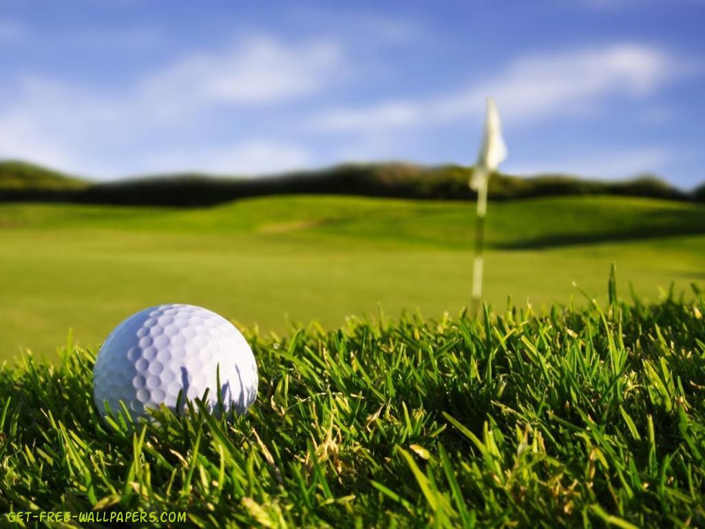 Golf Wallpaper 1024x768