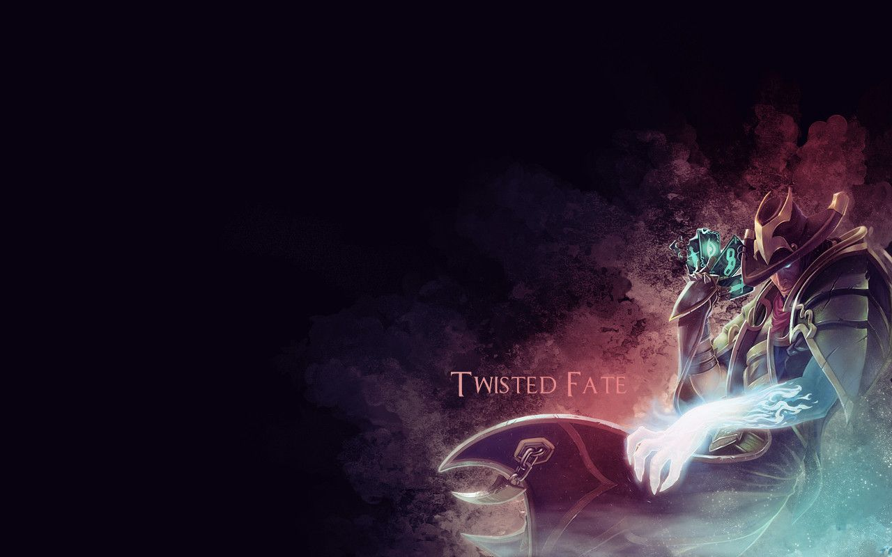 Twisted Fate Wallpaper 8083 Wallpaper   Res 1920x1080   fate 1280x800