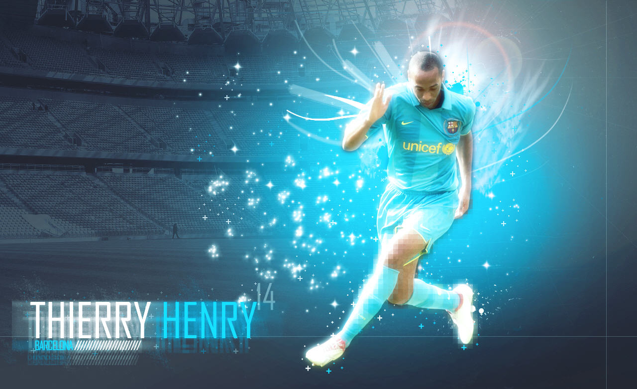 Thierry Henry Wallpaper Wide 1280x781