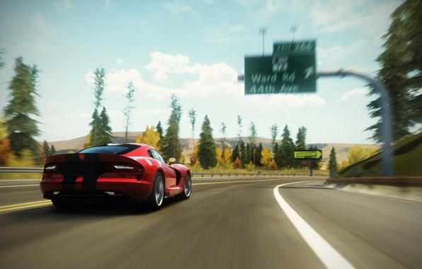 Wallpaper forza horizon game speed rotation wallpapers games 596x380