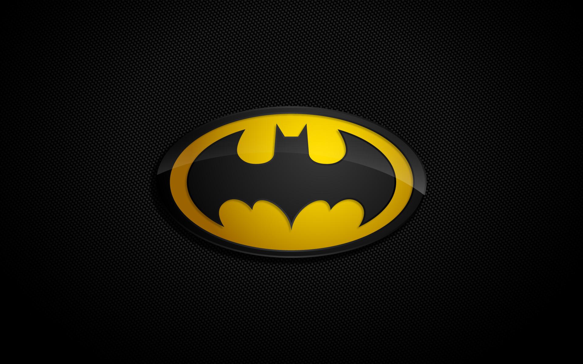 Superhero Logo Wallpapers 1920x1200