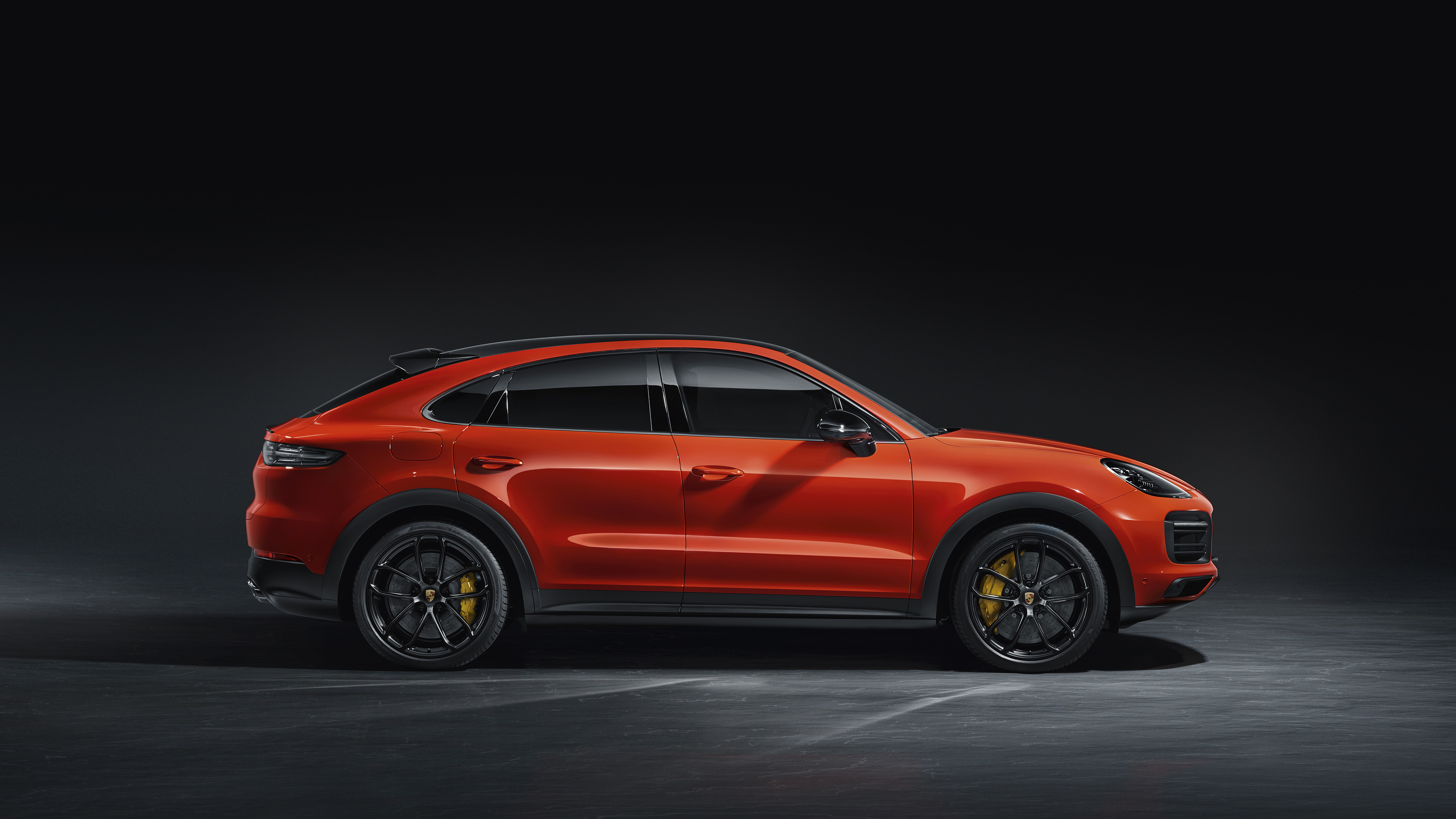 Porsche Cayenne Coupe 2019 4K 3 Wallpaper HD Car Wallpapers ID 5120x2880