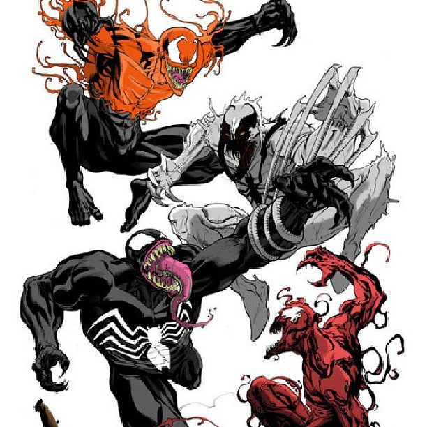 612x612px Anti Venom Wallpaper Wallpapersafari