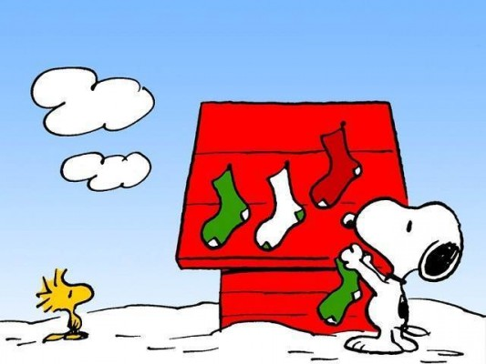 Snoopy Christmas Wallpapers HD Wallpapers Backgrounds 533x400