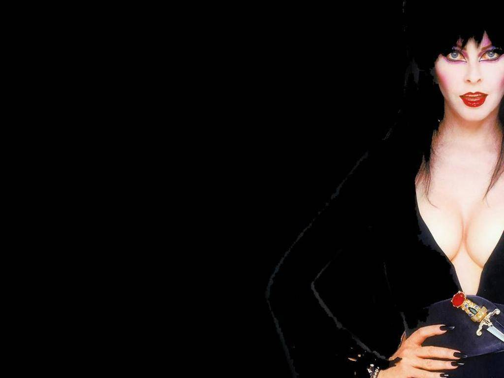 Wallpapers Elvira Mistress Of The Dark Cassandra Peterson 1024x768
