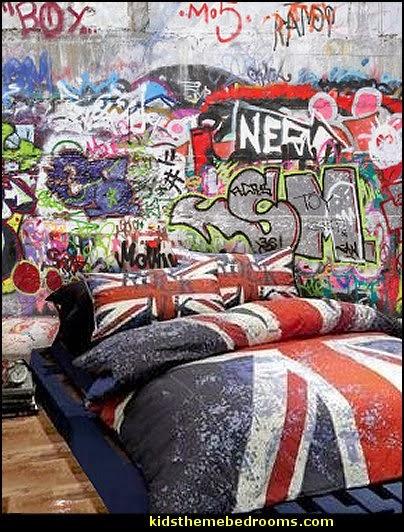 graffiti wallpaper murals   graffiti wall designs The Kids Room 404x532