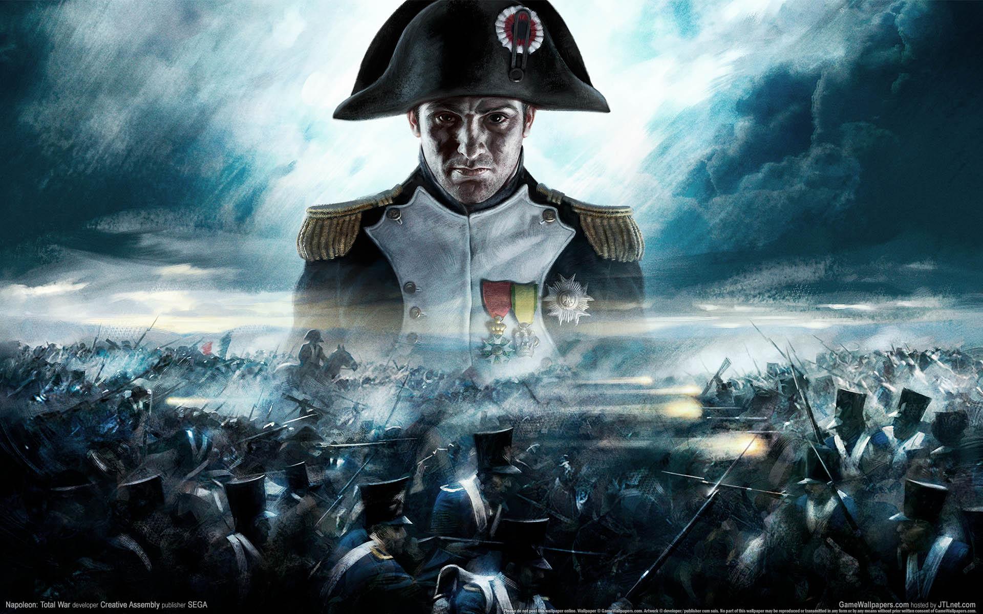Fond ecran wallpaper Napoleon Total War   JeuxVideofr 1920x1200