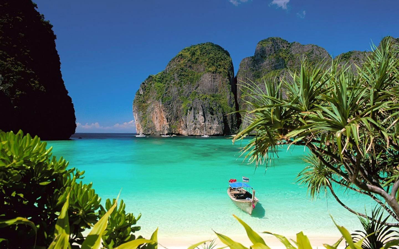 koh tao beach wallpaper thailand world wallpaper widejpg 1440x900