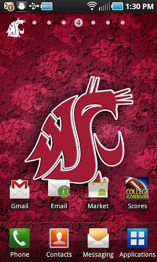 Washington State Livewallpaper 307x512