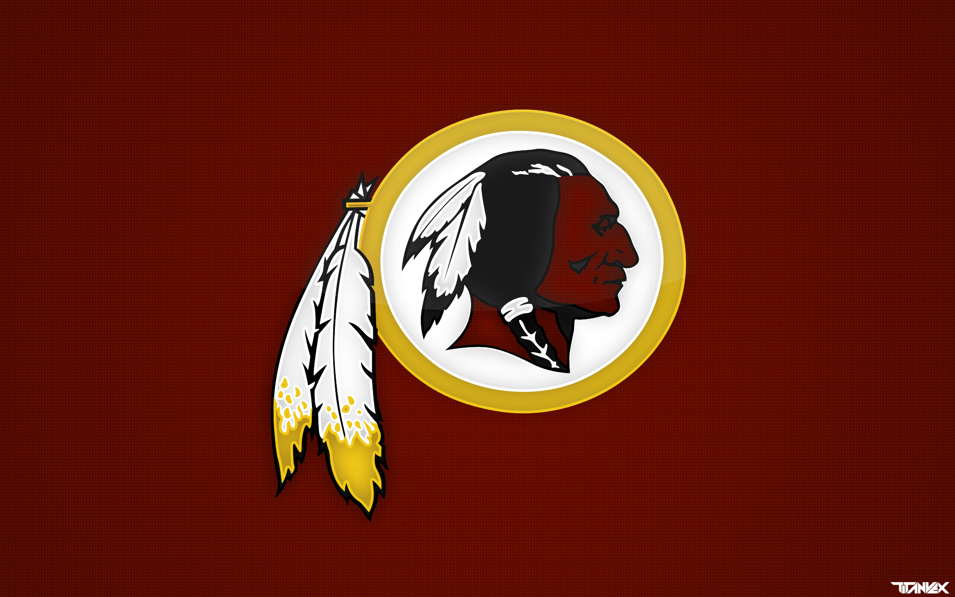 Washington Redskins Logo wallpapers HD   544571 1920x1200