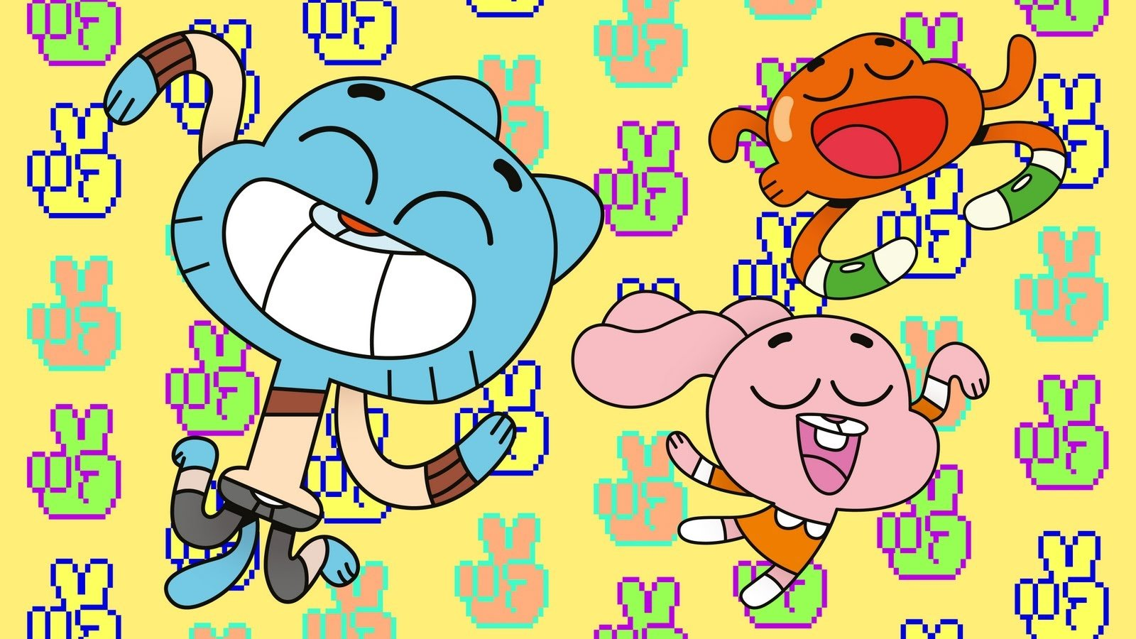 The Amazing World of Gumball Wallpaper and Background Image 1600x900