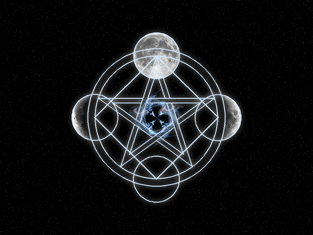 Pagan Wallpaper For Android: Pentagram Wallpaper