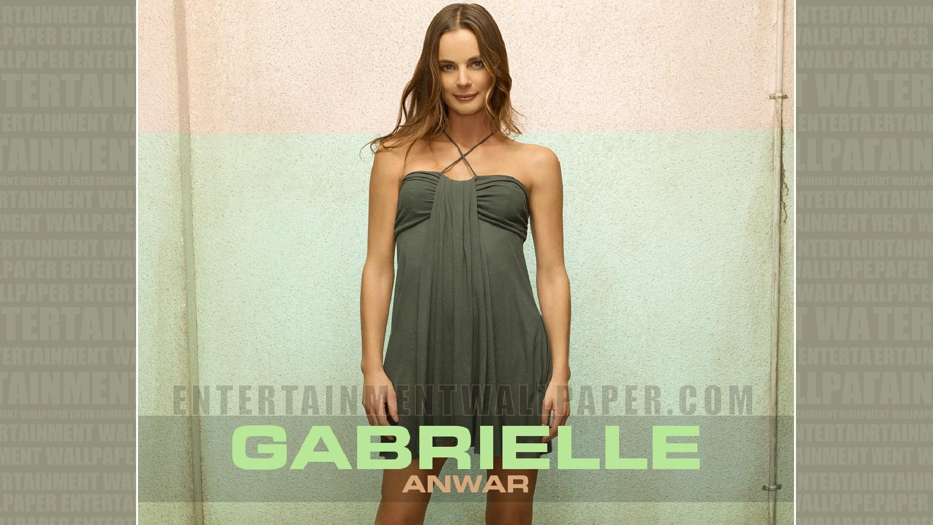Gabrielle Anwar Wallpaper   60029457 1920x1080 1920x1080