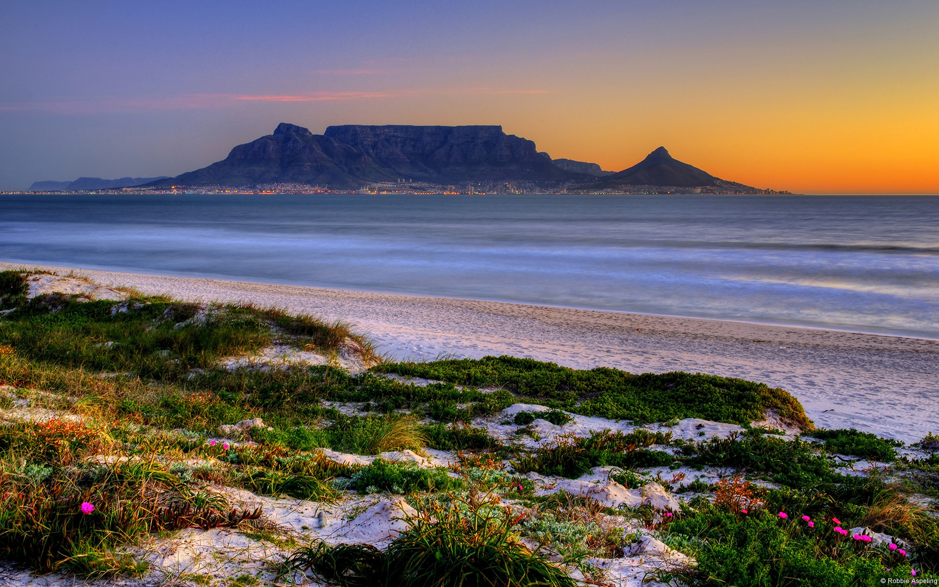 Table Mountain South Africa 1920 1200   Wallpapers 1920x1200