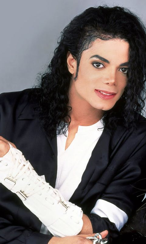 Wallpaper Michael Jackson HD Live Wallpapers 480x800