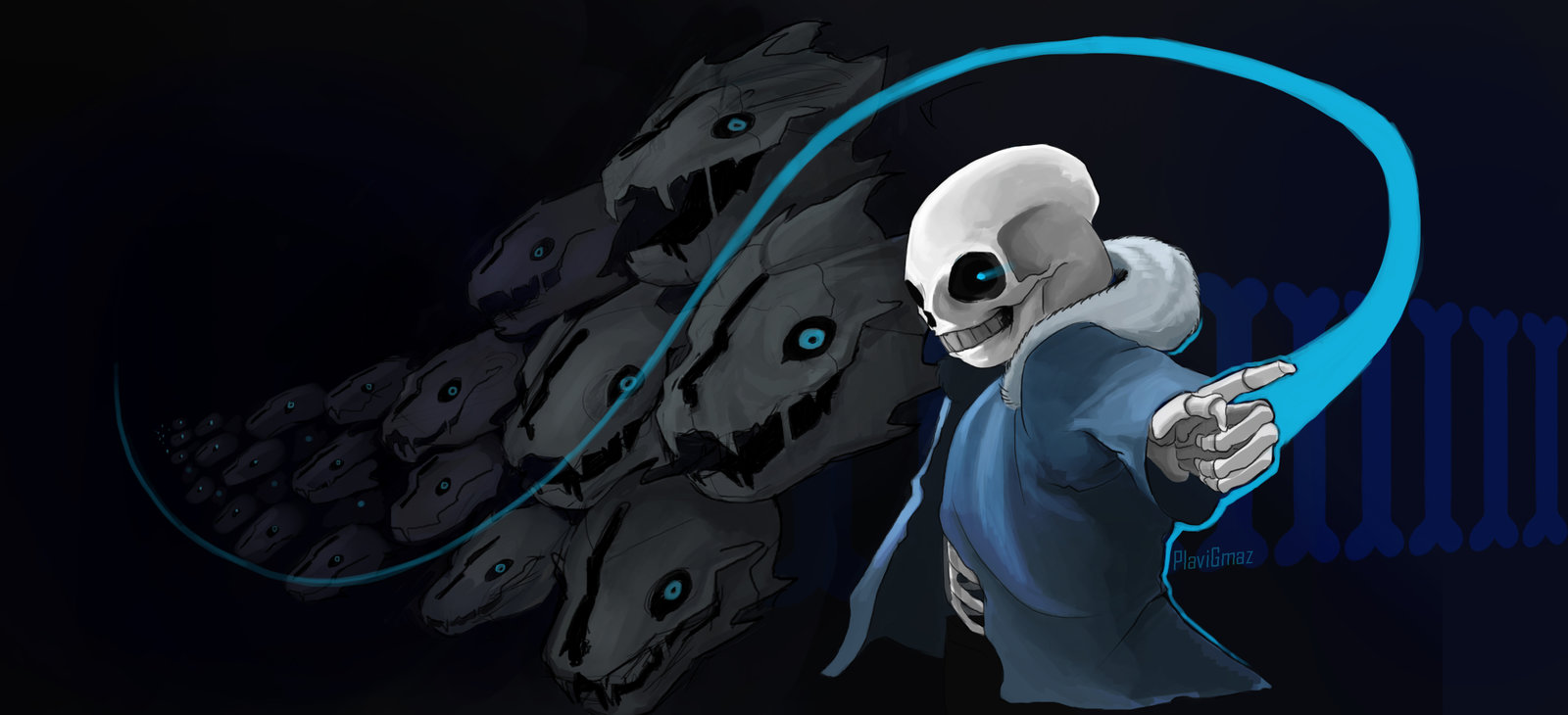 50+] Sans Wallpaper Undertale on WallpaperSafari