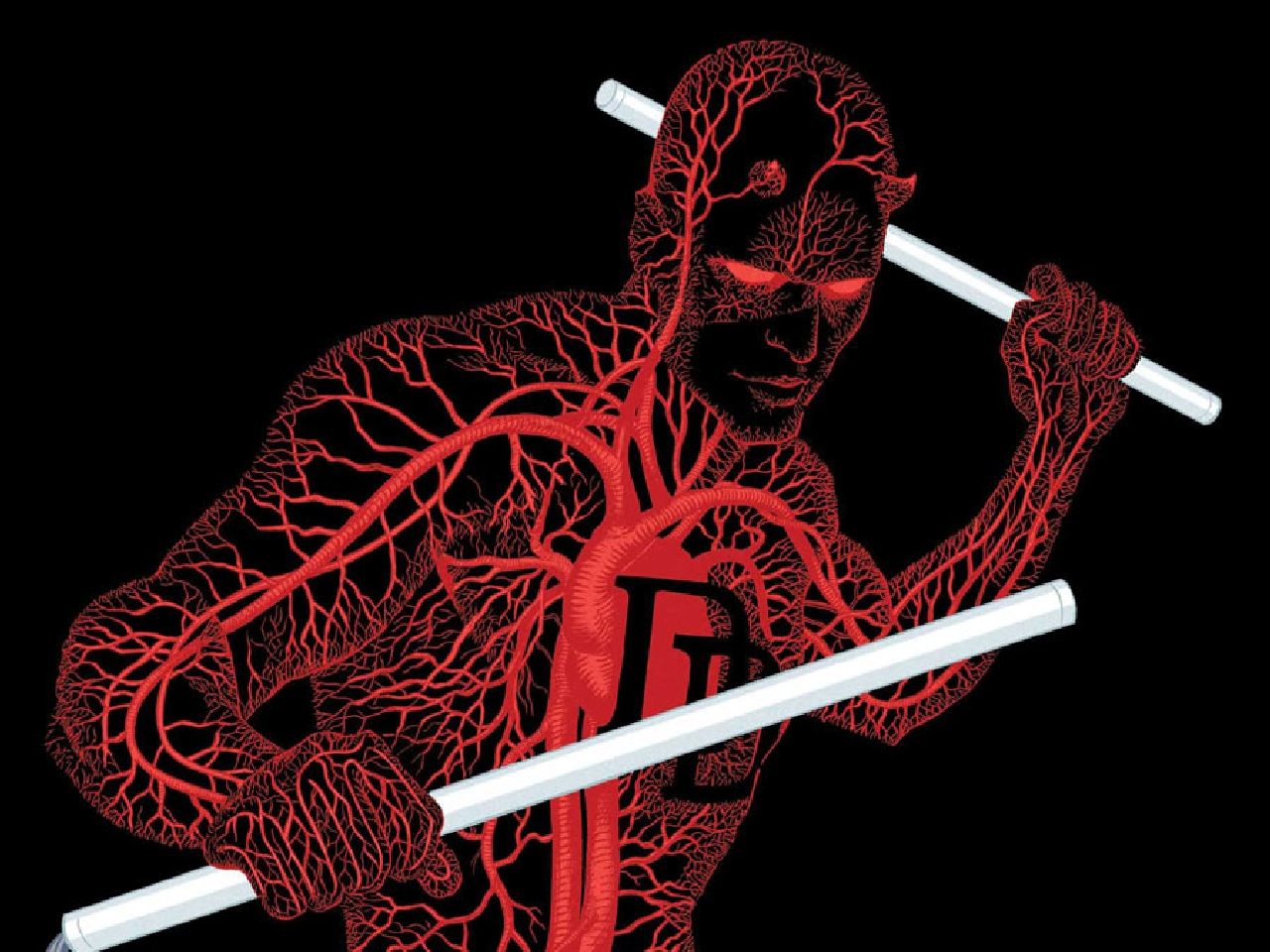 Daredevil Logo Wallpaper Download