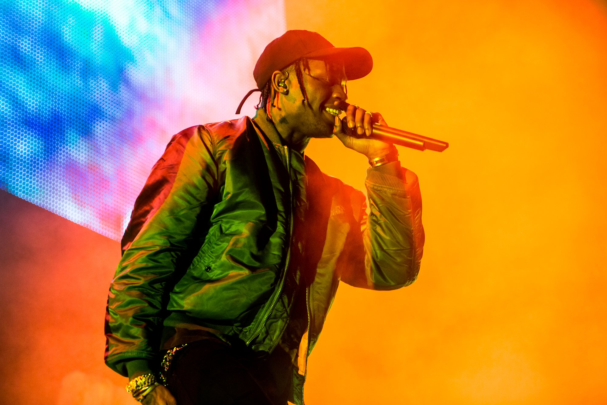 6 HD Travis Scott Wallpapers 1999x1333