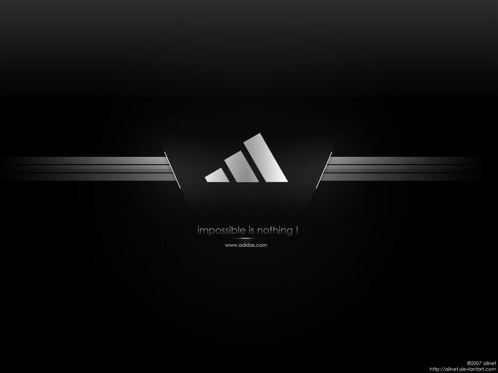 Wallpaper Logo Adidas