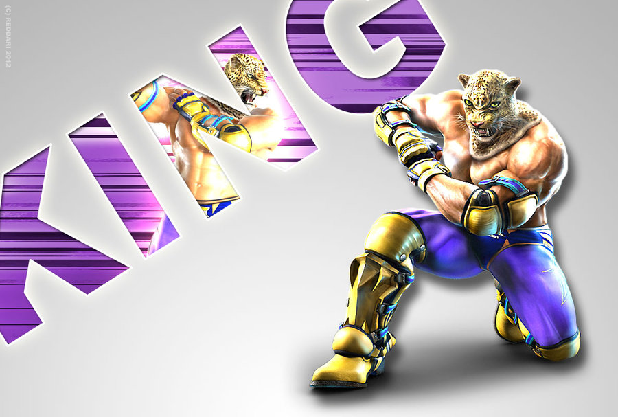 50 Tekken King Wallpaper On Wallpapersafari