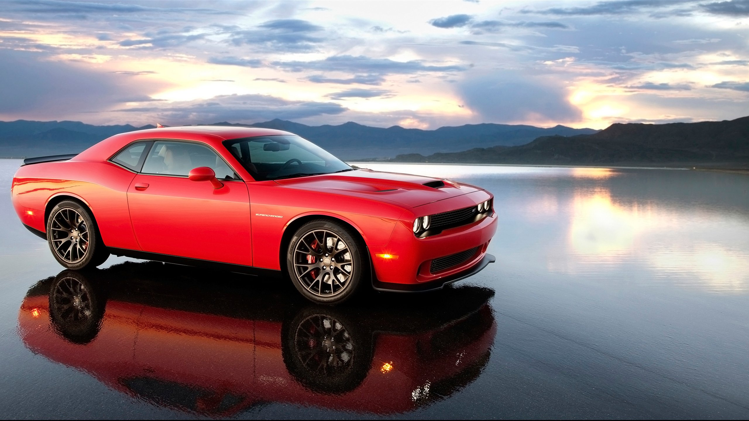 2015 Dodge Challenger SRT Wallpaper HD Car Wallpapers 2560x1440