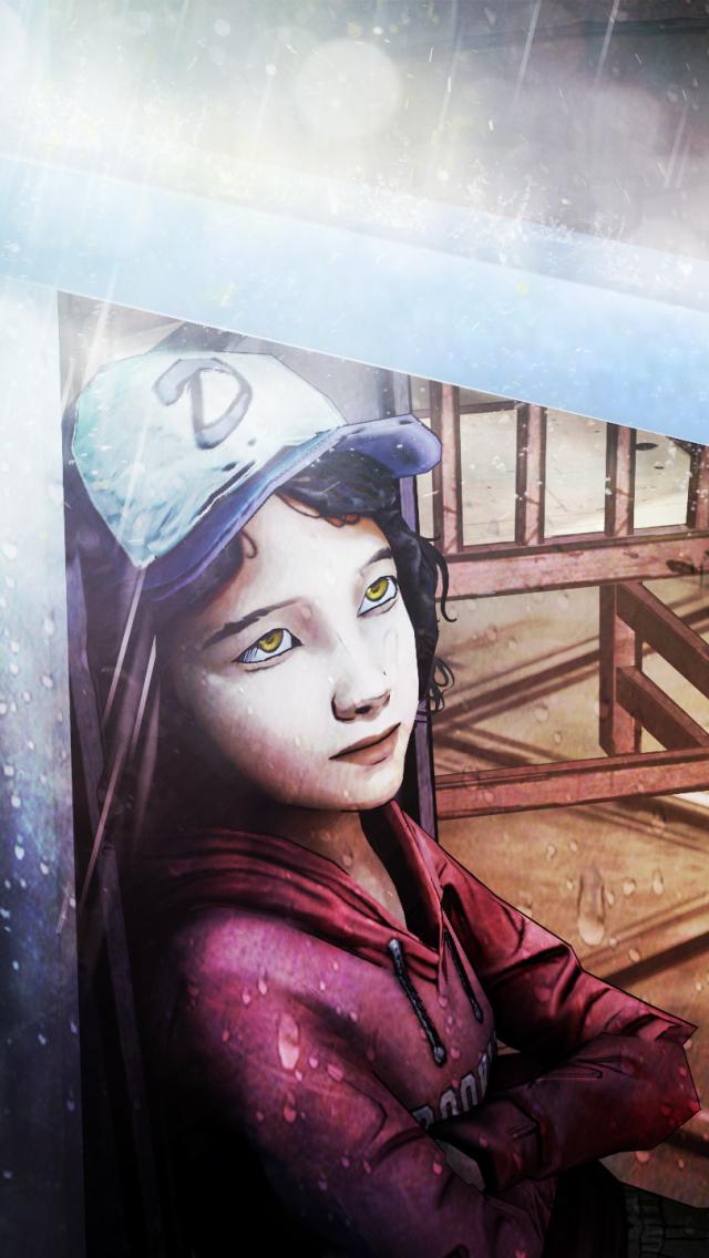 Video GameThe Walking Dead Season 1 640x1136 Wallpaper ID 640x1136