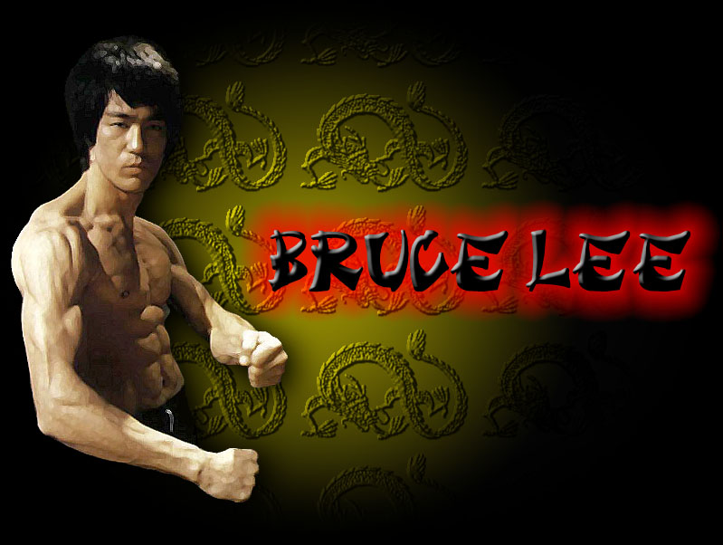 521 Entertainment World: Bruce Lee Wallpapers
