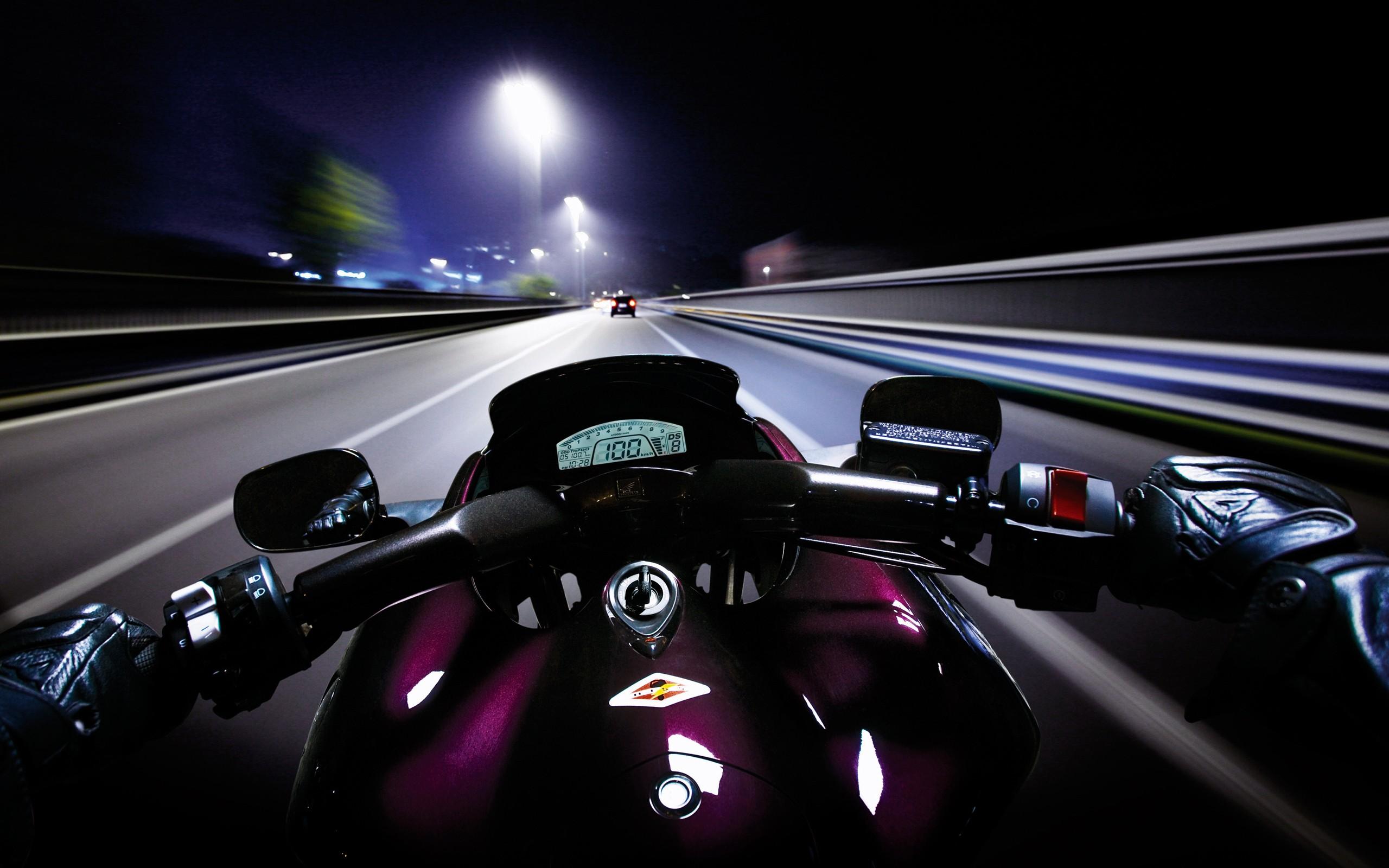 Speeding Bike POV Wallpapers Speeding Bike POV Myspace Backgrounds 2560x1600