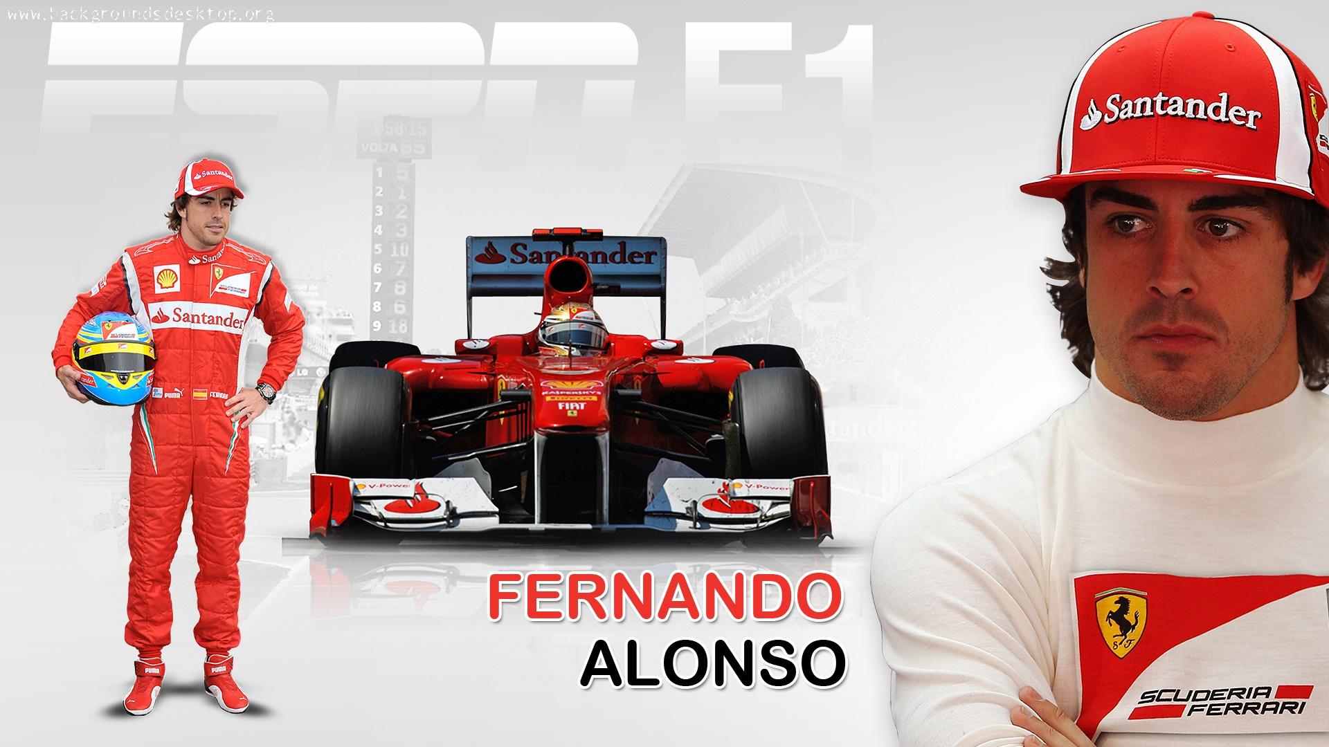 Fernando Alonso wallpaper 256943 1920x1080