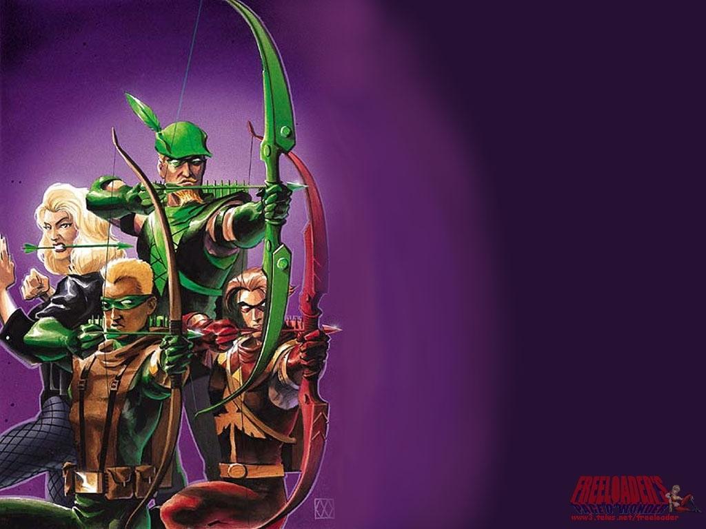 Green Arrow   DC Comics Wallpaper 3976618 1024x768