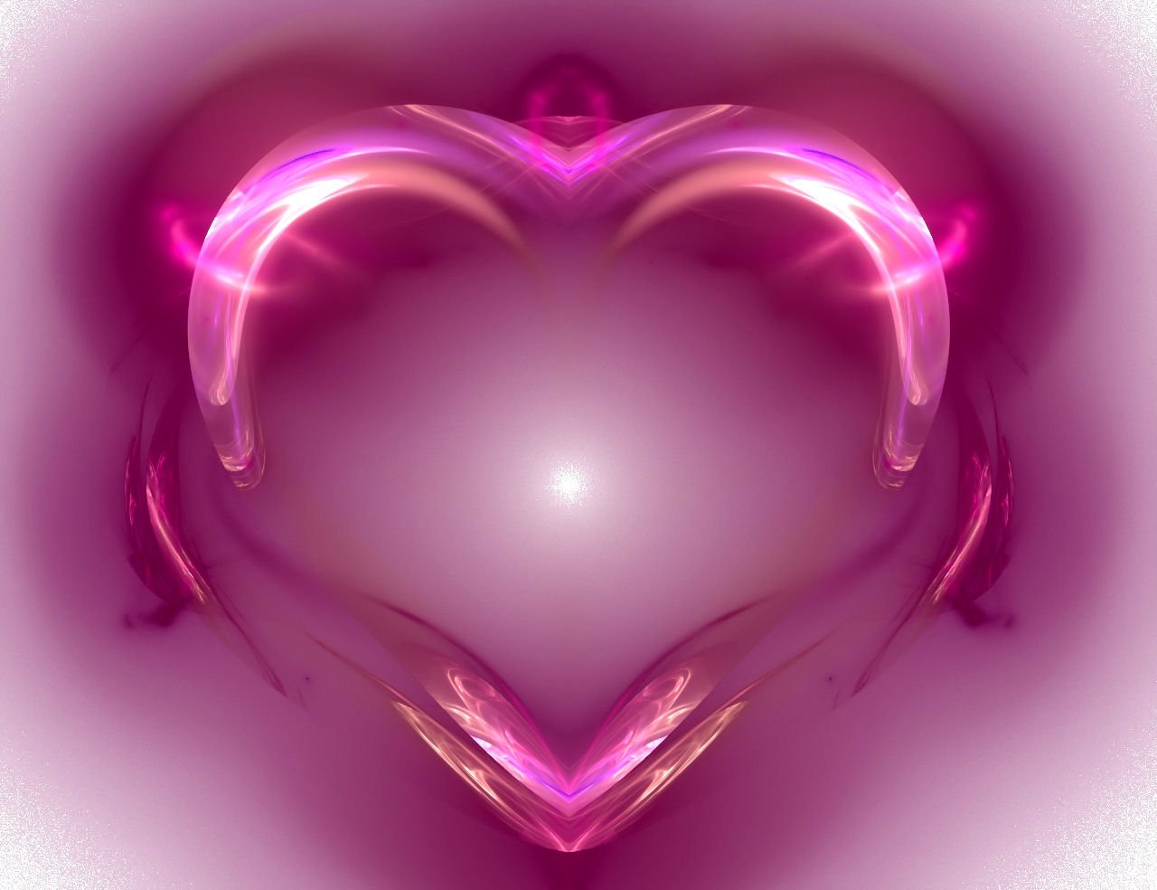 Cool love pink wallpapers wallpapersafari - Cool love images ...