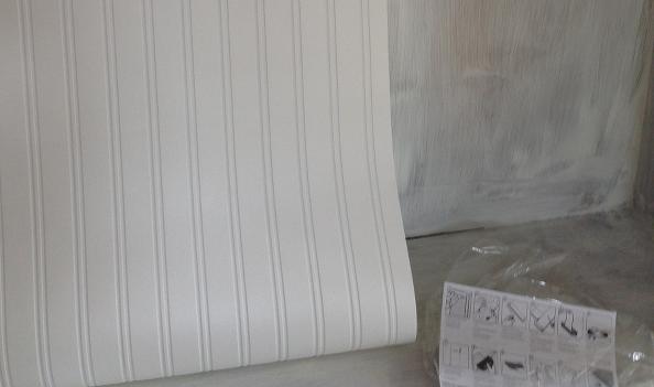 [46+] Wainscoting with Wallpaper on WallpaperSafari