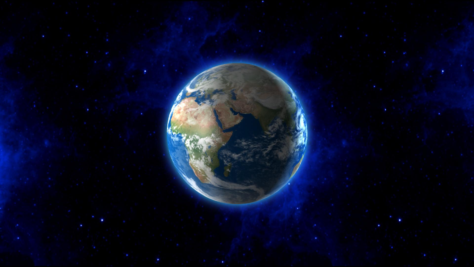 HD Earth Wallpaper - WallpaperSafari
