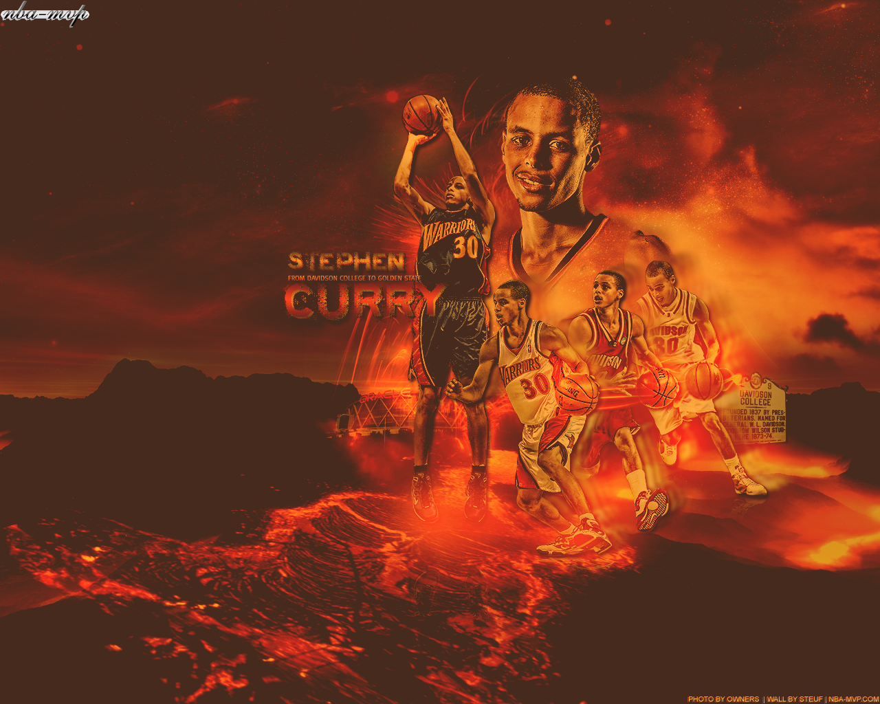 Stephen Curry 1280x1024