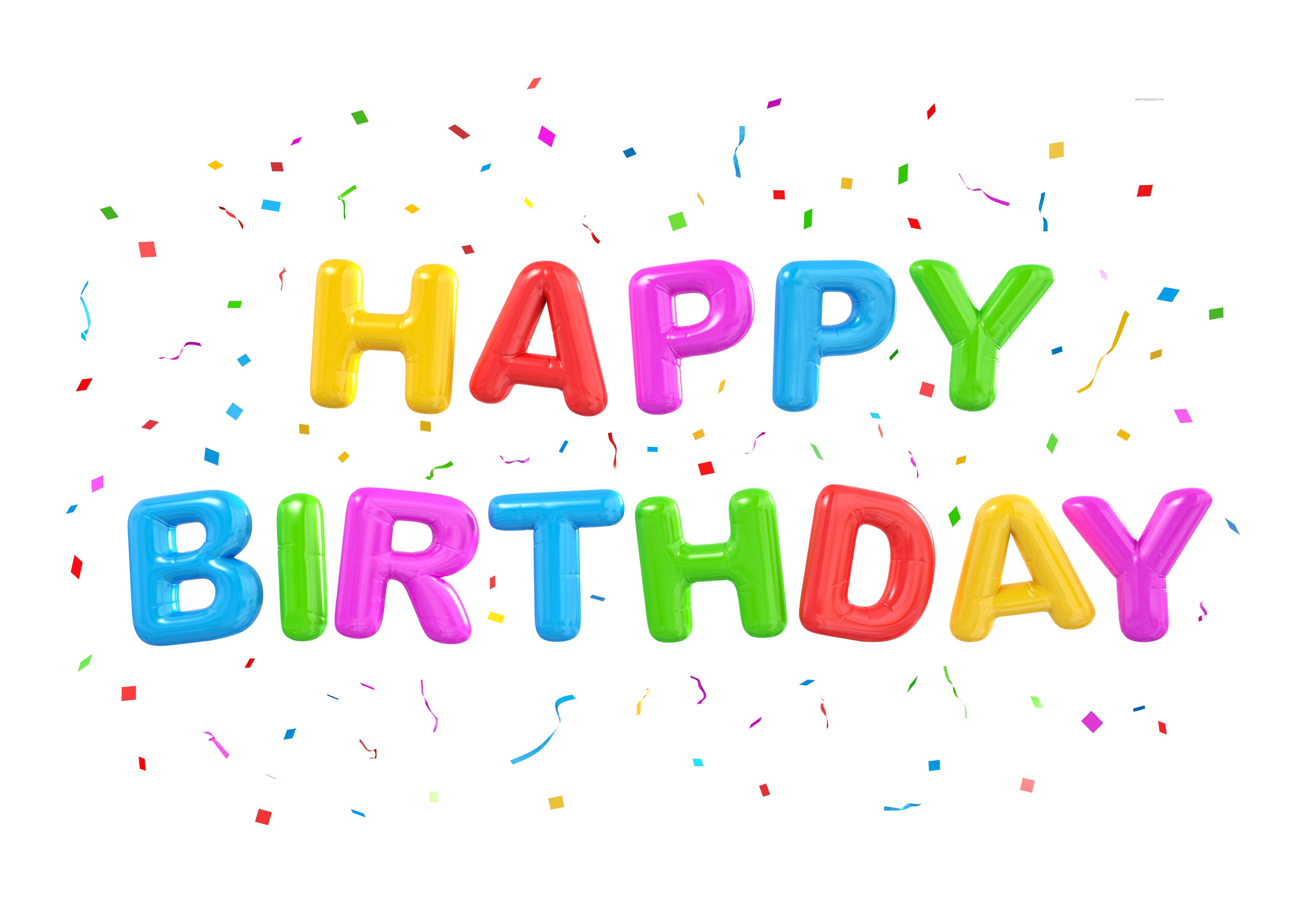 Download Celebration Happy Birthday Wallpaper 14411 Wallpaper 4107x2863