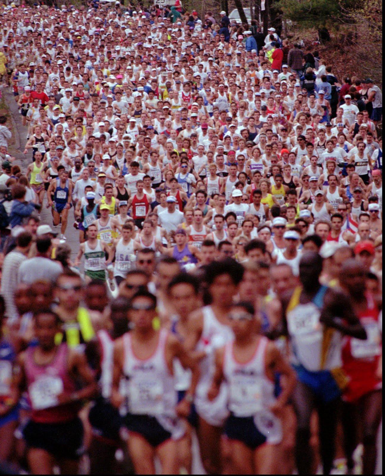 Marathon Running Wallpaper 1293x1600