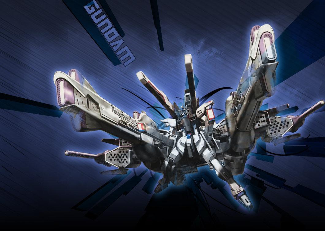 Gundam Wing Wallpapers - WallpaperSafari