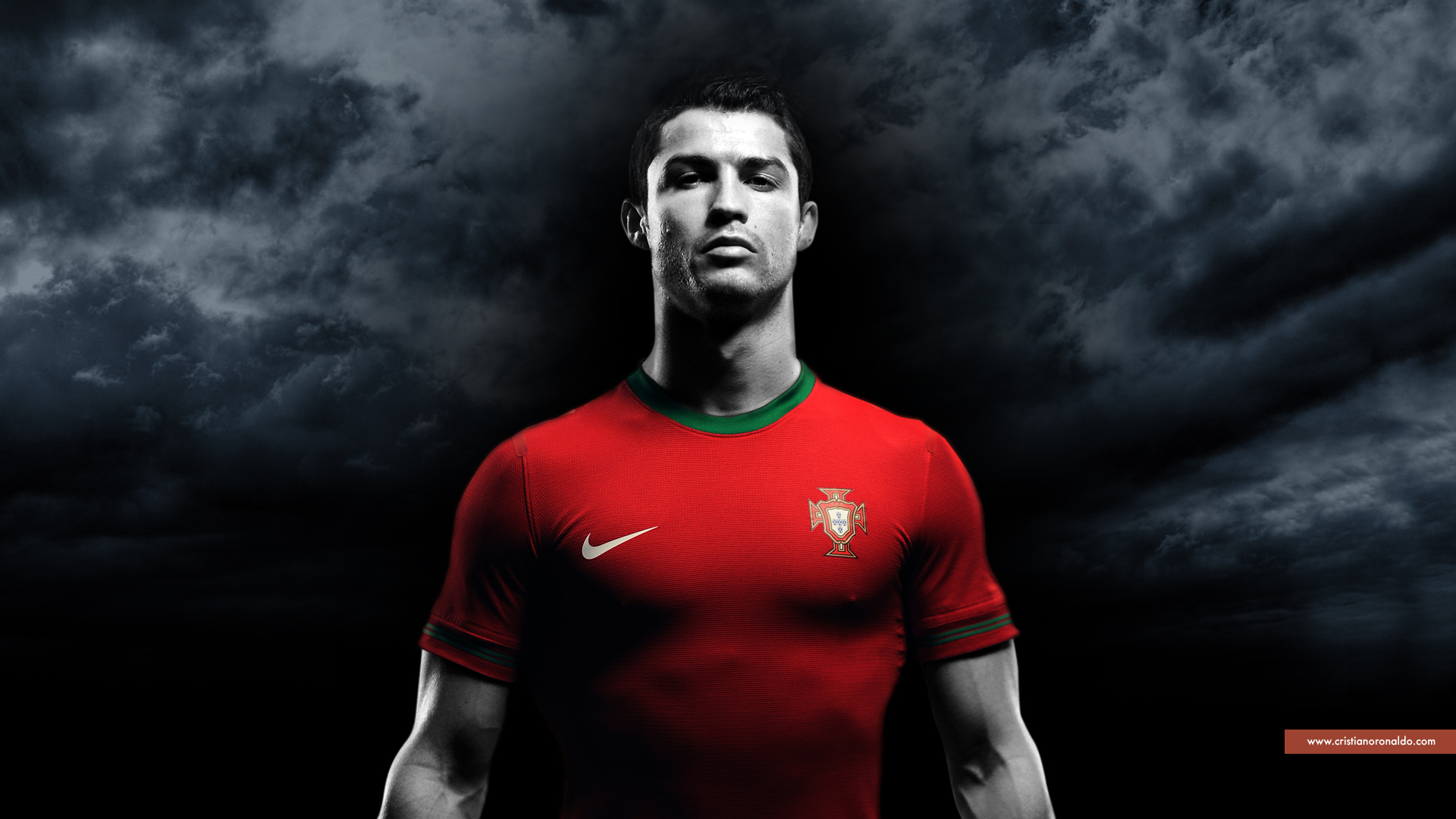 CR7 HD Images 1920x1080