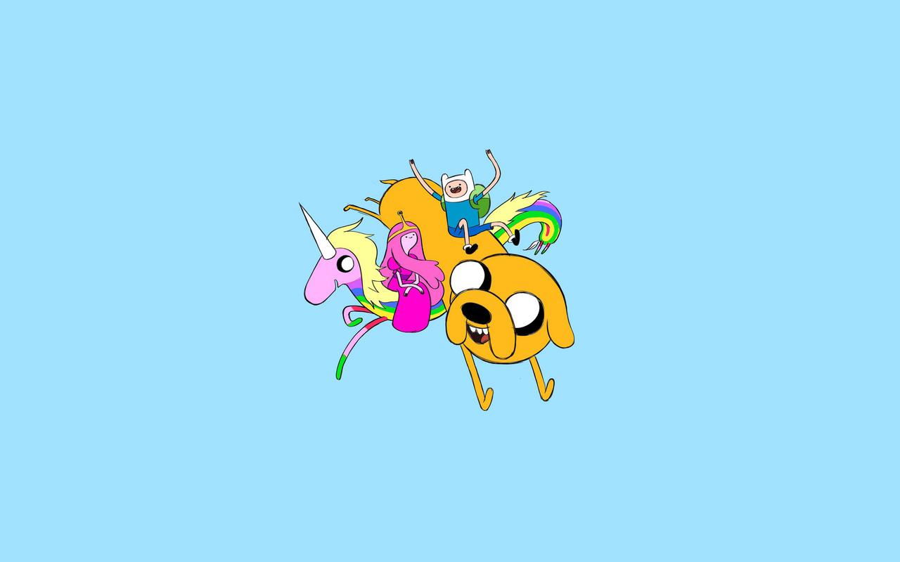 49+ HD Adventure Time Wallpapers on WallpaperSafari