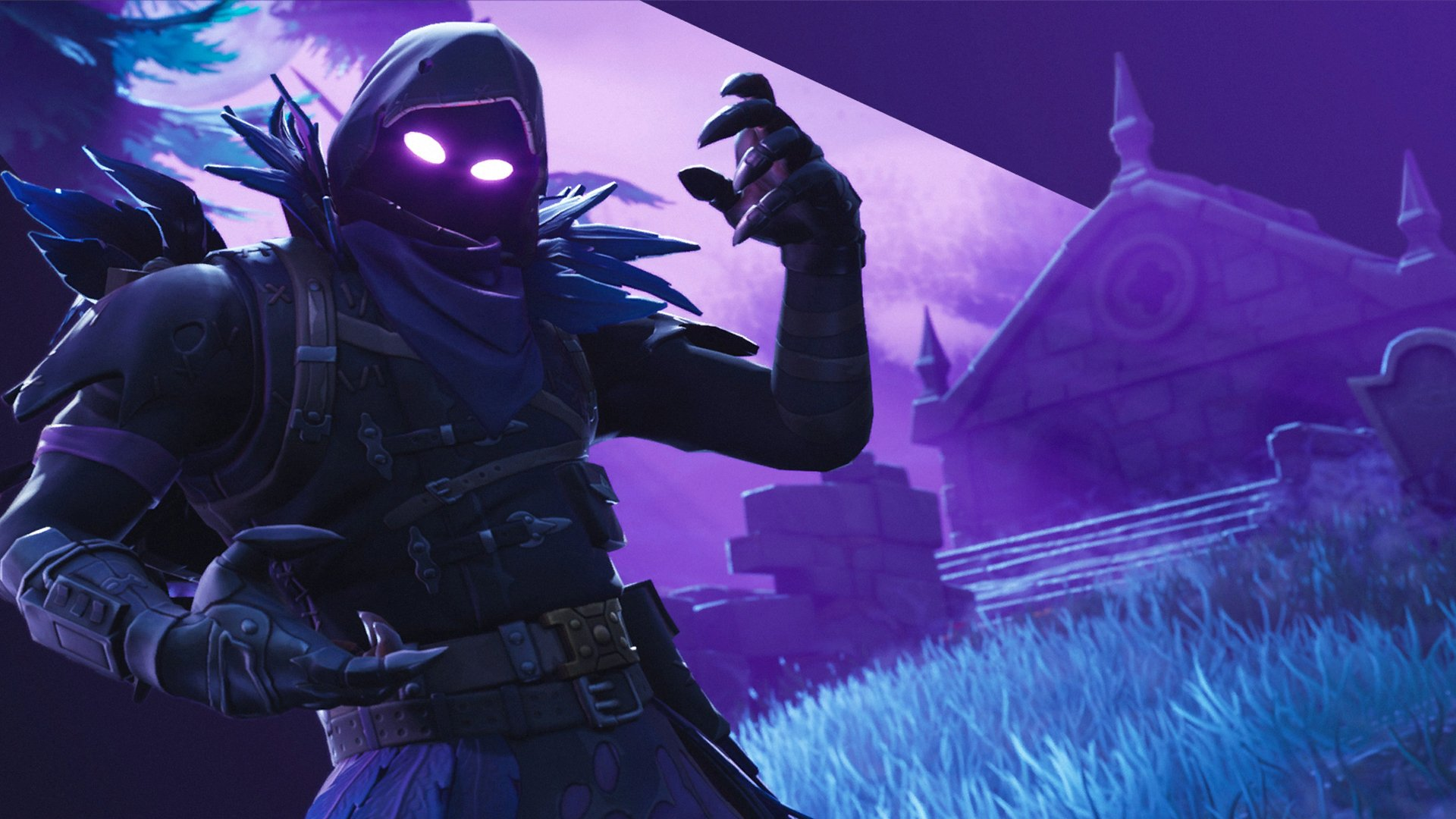 Fortnite Backgrounds Raven 4035 Wallpapers and Stock Photos 1920x1080
