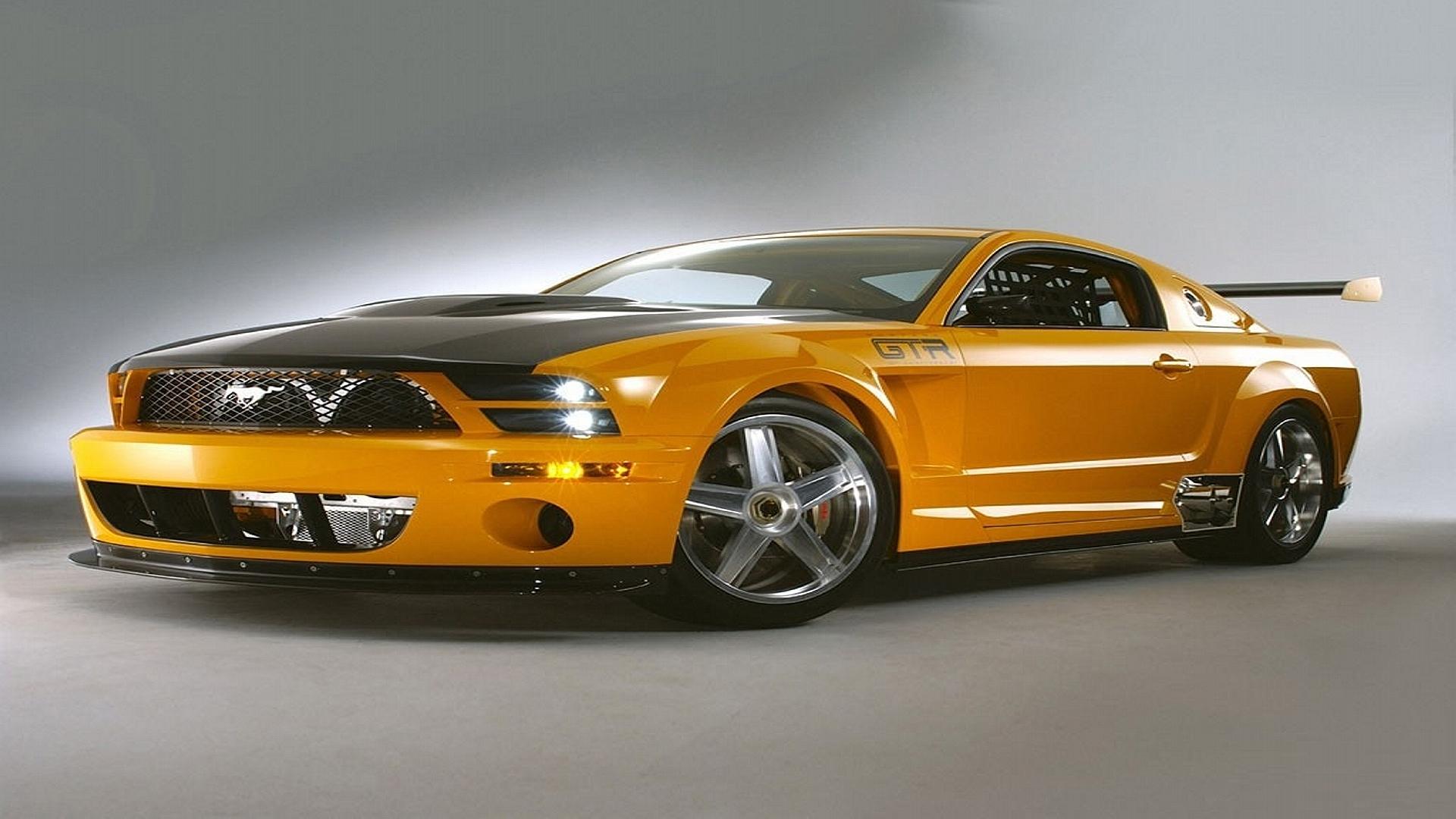Ford Mustang GT R wallpaper 12229 1920x1080