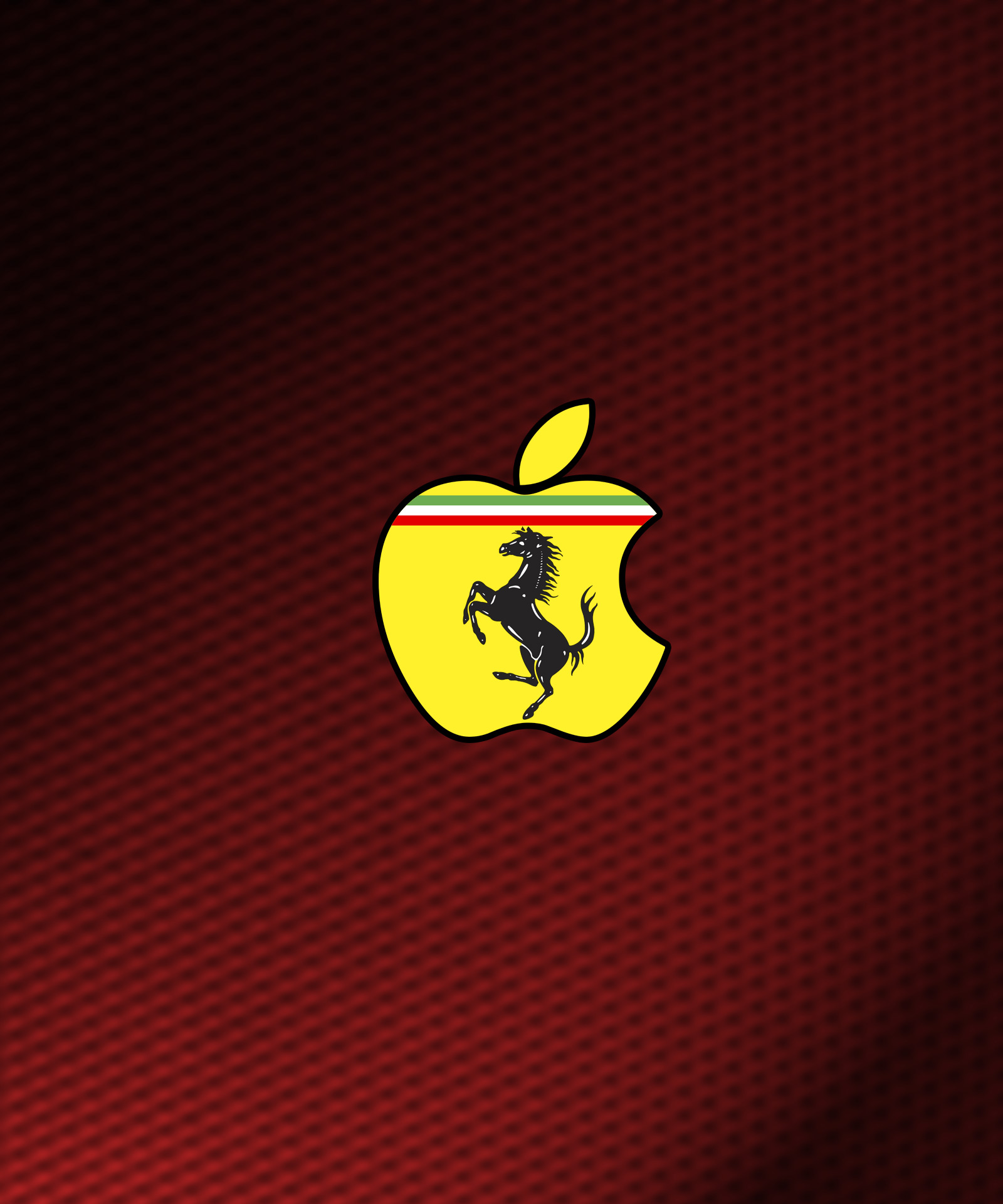 Apple Splash Wallpaper for iPhone 1600x1920