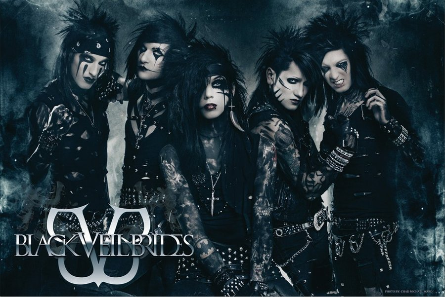 BlackVeilBrides Wallpaper by offallenangels 900x602