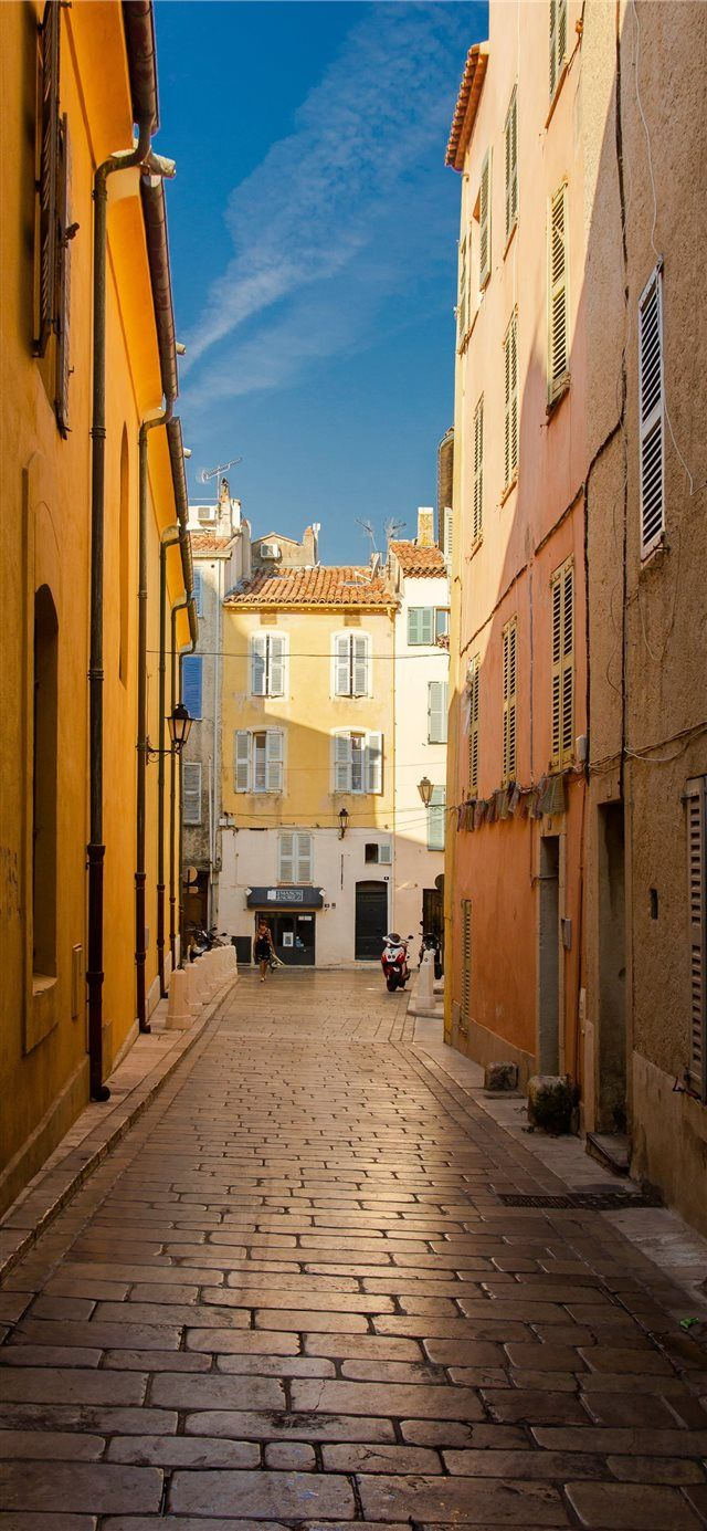 Saint Tropez France iPhone X wallpaper Iphone wallpapers in 2019 640x1385