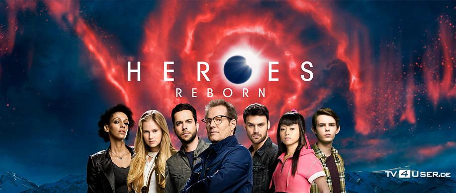 Heroes Reborn   Staffel 1 [DE Subs02] [US Subs03]   Heroes Reborn 917x389
