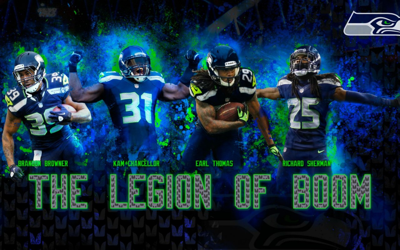 Seattle Seahawk Football Wallpapers Wallpapers Backgrounds Images 1280x800