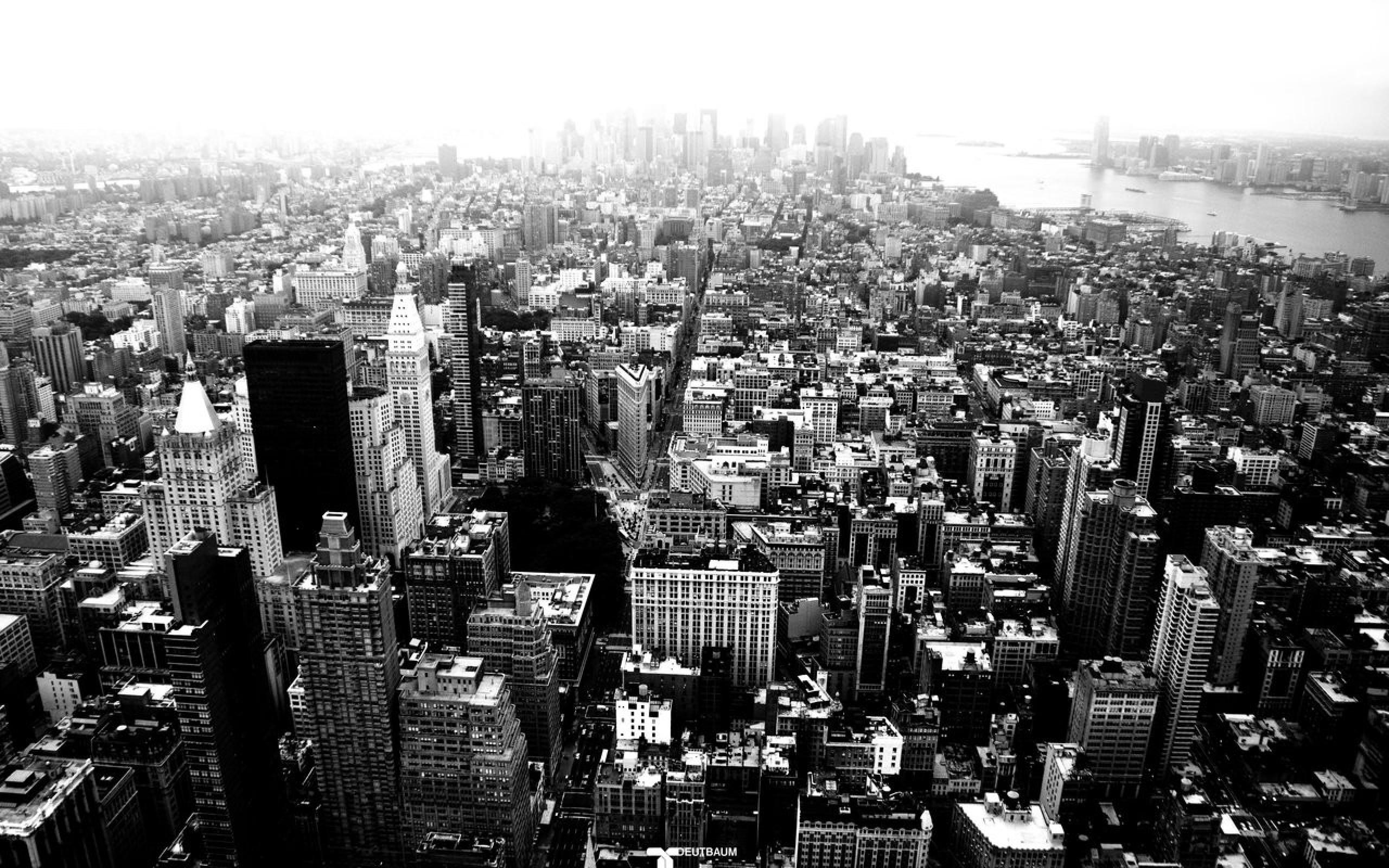 black cityscapes white world persona series new york city city skyline 2560x1600
