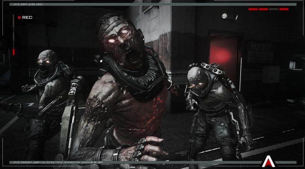 Exo Zombies Wallpapers - WallpaperSafari