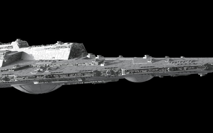 Star Wars Star Destroyer Multiple Display HD Wallpaper Desktop 736x459